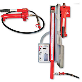 The Rail Saver, Accessory Kit, Ram & 4 Ton Pump
