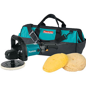 "Makita VS 7"" Electronic Sander/Polisher"