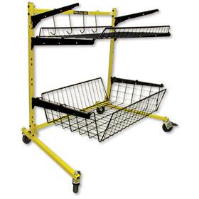 Parts Caddy PRO™ Jr. (1 Std and 1 Deep Shelf)  by PROLific™
