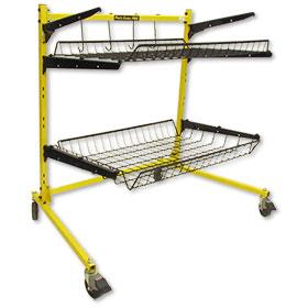 Parts Caddy PRO™ Jr. (1 Std and 1 Medium Shelf)  by PROLific™