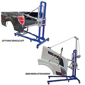 Pro Line Lift King- Big Truck Package