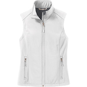 P/A Core Soft Shell Vest Ladies