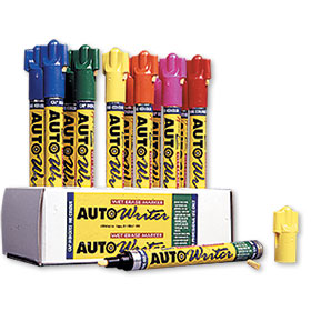 AutoWriter Pens 12 Assorted Colors