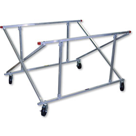 Pickup Bed Dolly - Aluminum