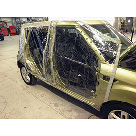 "Pro-Tech-It Magnetic Car Cover 54"" x 54"""