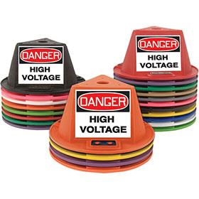Magnetic Car Top Hats - Slogans