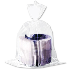 Large Plastic Parts Bag