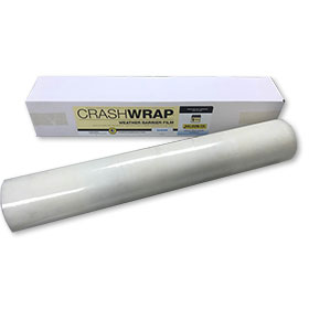 Crash Wrap® Film Clear 5-mil Roll