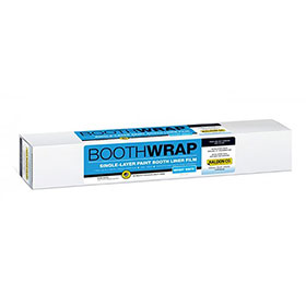 BoothWrap® Single Layer