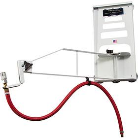 Karajen Magnetic Blower Hanger - Single Arm