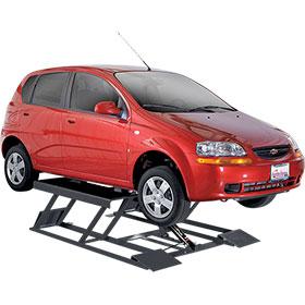 BendPak® 6,000-lb. Low-Rise Stationary Hydraulic Lift LR-60