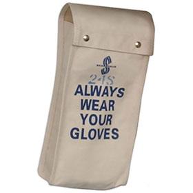 Canvas Glove Storage Bag