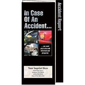 Auto Repair Brochures - In Case of An Accident