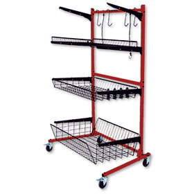 Parts Caddy PRO™ with Variable Depth Shelves