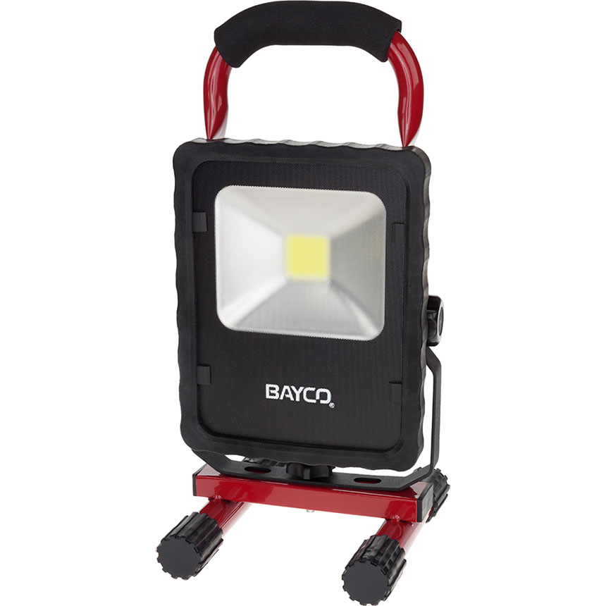 Bayco LED Area Light with Floor Stand SL-1512