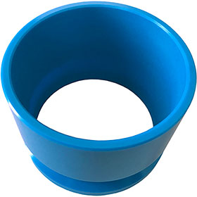 """RotoGen 1000 Adapter """"Easy Click"""" Blue for 3M PPS 2.0 Standard and Large Cups"""