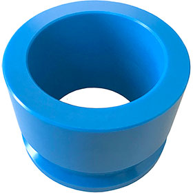 """RotoGen 1000 Adapter """"Easy Click"""" Blue for 3M PPS 2.0 Mini and Midi Cups"""