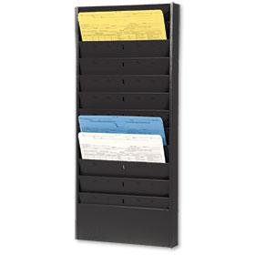 Clearance- Dark Gray - PROLific 12 Pocket Repair Order Rack