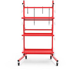 Steck PRO Folding Parts Cart 35950