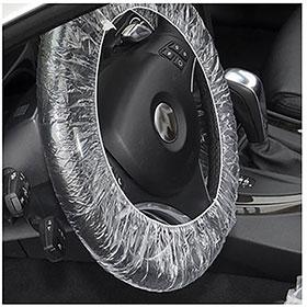 Plastic Steering Wheel Covers (500)