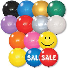 Premium 18-inch Reusable Balloons