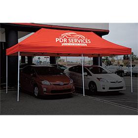Event Tents - Custom 1-color 10'x20' Tent
