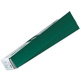 "3M™ Green Corps Hookit Regalite 2-3/4"" x 16-1/2"" Sheets"