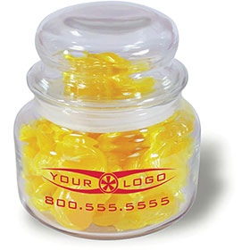 8oz. Round Candy Jar