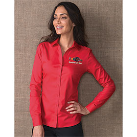 Red House Shirt LS Ladies
