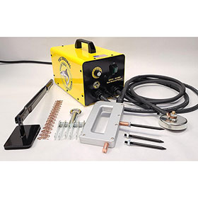 Pneumatic Suction Dent Puller Just need a normal Air Compressor FIT Pro Air
