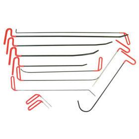 PDR 12-Piece Complete Body Shop Dent Repair Tool Set 1835