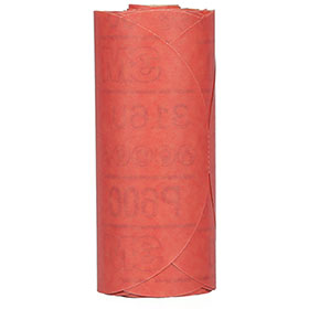 "3M™ Red Abrasive Stikit 6"" Disc Rolls P80D 01116"