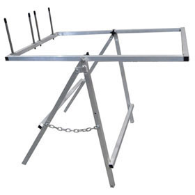 Champ Aluminum Panel Bench