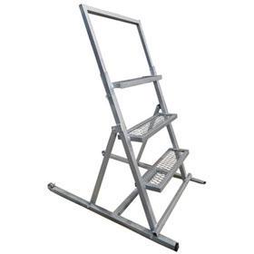 Champ Aluminum Adjustable Paint / Work Ladder 6260