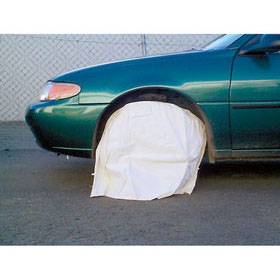 AES Heavy-Duty Canvas Wheel Maskers Set of 4 X-Large 30239