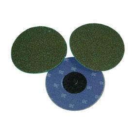 "2"" Aluminum Zirconia Grinding Discs 36 Grit 25/Box"