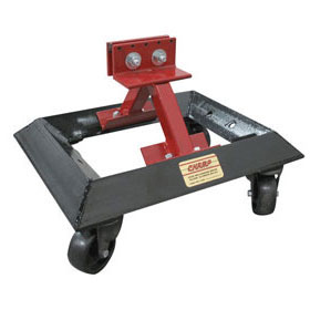 Champ Universal Wheel Dolly with Rocker Clamp 4023-D