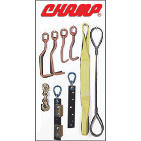 Champ Tie-Down & Hook Tool Board 4801-2