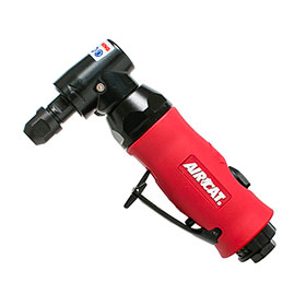 """AIRCAT Composite 0.7 Hp 1/4"""" Collet Angle Die Grinder 6280"""