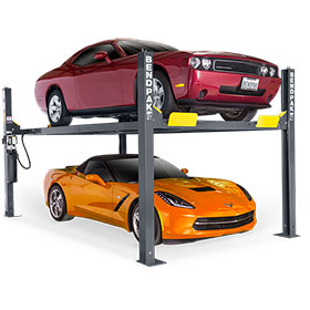 Bendpak 9,000-lb. 4-Post Standard Width Car Lift HD-9