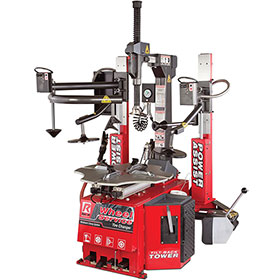 Ranger Leverless Tire Changer with Auto Bead Lifter R80DTXF
