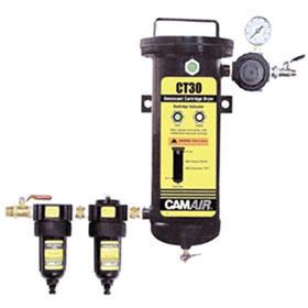 DeVilbiss CamAir CT30 Series Desiccant Air Dryer/Filter System 130522