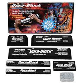 Dura-Block 7-Piece Hook-and-Loop Sanding Kit AF44HL