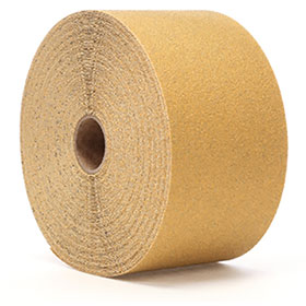 "3M™ Stikit Gold Sheet 2-3/4"" Sandpaper Rolls P120 02597"