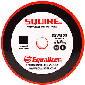 Equalizer® Squire™ Auto Glass Cut-Out Wire SSW508