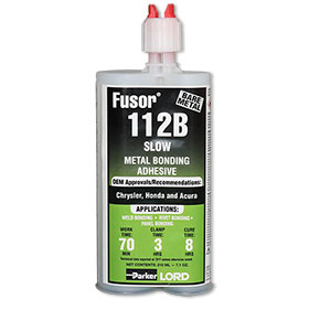 LORD Fusor® Metal Bonding Adhesive Slow 7.6 oz. 112B