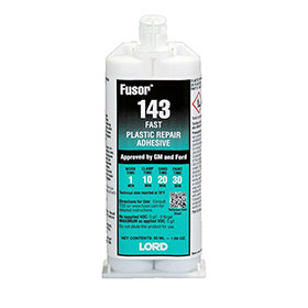 LORD Fusor® Extreme Bumper Replacement Adhesive Fast 50 ml 143