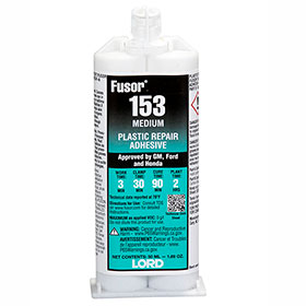 LORD Fusor® Extreme Bumper Replacement Adhesive Medium 50 ml 153