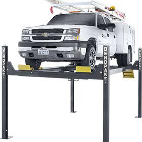BendPak 14,000-lb. 4-Post Tall 82