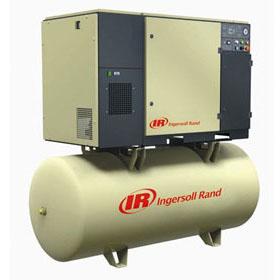 Ingersoll Rand 15HP (150 PSI) 120-Gallon Rotary Screw Air Compressor 200-3-60